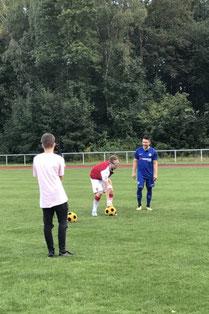 Fußballdart Berlin