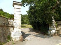 Modiano - Jouy en Josas - Le château
