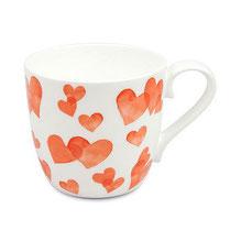 【KONITZ(コーニッツ)】 ラブイズインザエアー (ボーンチャイナ)<マグカップ> ¥1,980(税込)