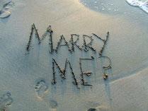 待ちに待ったプロポーズ