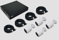 HDCVI, Videoüberwachungsset, 2MP, FullHD, Bullet, Außenkamera, Dahua, 4-Kanal DVR, Digitalvideorekorder, günstig, über SafeTech lieferbar