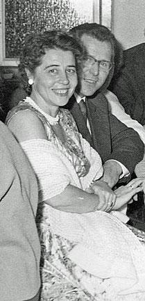 Franziska und Luwig Körner (1957)