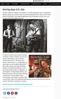 REVIEW: Gitarre & Bass