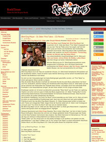 REVIEW: Rocktimes Magazin