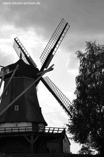 Schmomühle Brunsbrock Windmühle Galerie Holländer Holland Niederlande Galerieholländer alt altes Handwerk Kreis Verden Müllerhaus Verein