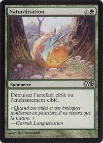 Naturalize French Magic 2012