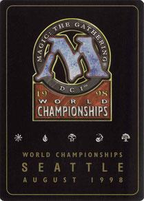 World Championships 1998 back