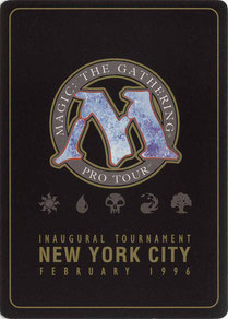Disenchant Pro Tour New York 1996.