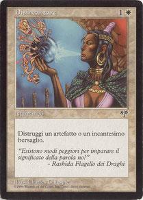 Disenchant Italian Mirage 2nd print run