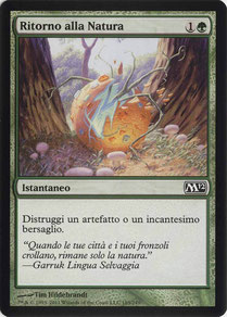 Naturalize Italian Magic 2012