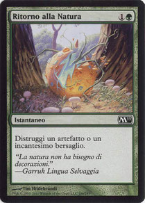 Naturalize Italian Magic 2011