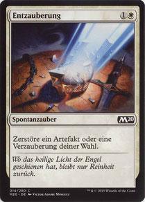 Disenchant German Core Set 2020.