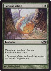 Naturalize French Magic 2011 sample decks