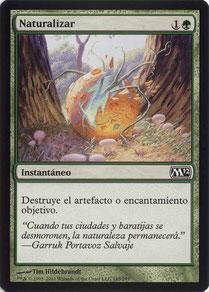 Naturalize Spanish Magic 2012
