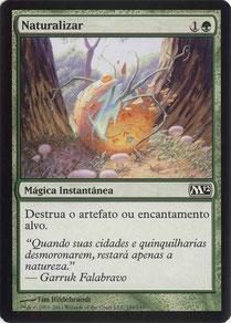 Naturalize Portuguese Magic 2012