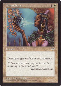 Disenchant English Mirage artist proof. Made in the USA.