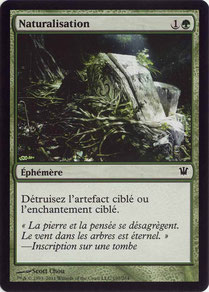 Naturalize French Innistrad