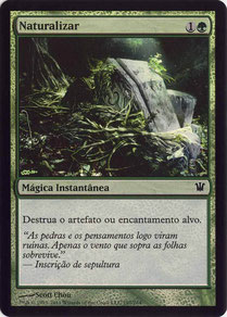Naturalize Portuguese Innistrad foil