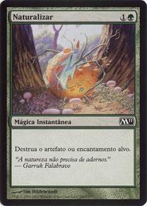Naturalize Portuguese Magic 2011