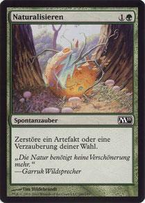 Naturalize German Magic 2011