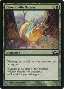 Naturalize Italian Magic 2012 foil