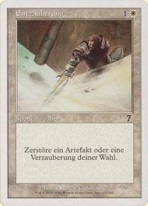 Disenchant German Seventh Edition gray hue