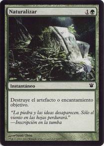 Naturalize Spanish Innistrad