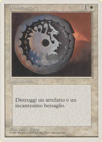 Disenchant Italian Fourth Edition