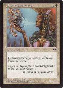 Disenchant French Mirage