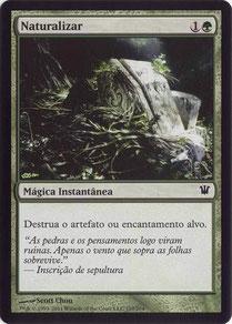 Naturalize Portuguese Innistrad