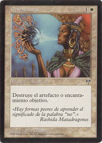 Disenchant Spanish Mirage 2nd print run