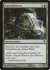Naturalize German Innistrad