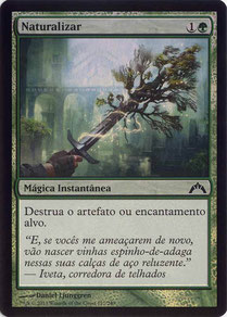 Naturalize Portuguese Gatecrash foil