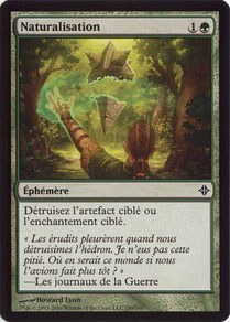 Naturalize French Rise of the Eldrazi