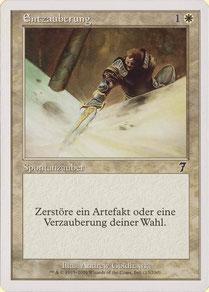 Disenchant German Seventh Edition