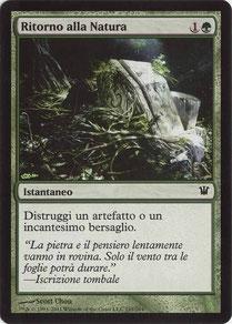 Naturalize Italian Innistrad