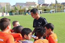 CS Mainvilliers Football Amine
