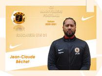 Jean Claude Béchet  CS Mainvilliers Football