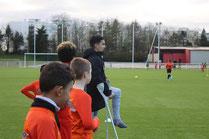 CS Mainvilliers Football U9 Amine