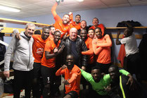 Equipe Première CS Mainvilliers Football