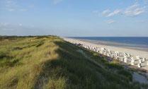 Lister Dünen- und Strandidylle