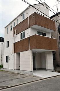 川崎区 オーダー住宅 施工例 3階