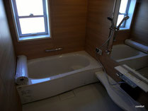 川崎区 オーダー住宅 ゆとりのあるバスルーム