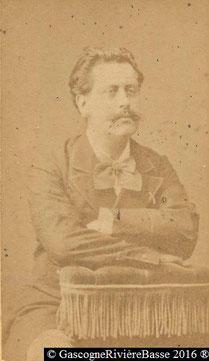 Paul Prosper de Cassagnac Plaisance du Gers