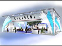 VIP Lounge Messeerlebnis, Zahntechnik, Messebau, Standdesign, Design, Individualbau, Eyecatcher, Publikumsmagnet, Lounge