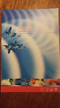 Vormgeven en inhoud verzorgen van brochures