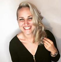 blonde hair cut and highlights by Sequence Paris Hair Salon