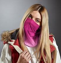 das atelier-weiden Multifunktionsschals, Morf, Mund- und Nasenschutz