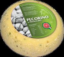 pecorino maremma new taste sheep sheep's cheese dairy caseificio tuscany tuscan spadi follonica block 1200g 1.2kg italian origin milk italy matured aged flavored flavor aromatic pistachio
