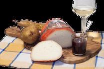 maremma sheep sheep's cheese dairy pecorino caseificio tuscany tuscan spadi follonica block 1200g 1.2kg cut italian origin milk italy fresh  il panetto del pastore marzolino